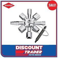 KNIPEX Kpx001101 TwinKey Service Cabinet Key