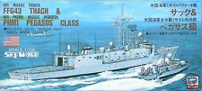 Pit-Road 1/700 USS Thach FFG-43 & USS Pegasus PHM-1 #55