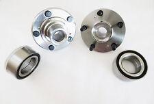 Front L & R Wheel Hub & Bearing Set For  HONDA ACCORD, CROSSTOUR /  ACURA TSX