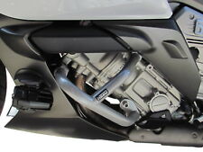 ENGINE GUARD CRASH BARS HEED BMW K 1600 GT/GTL (2011 - 2016) - Basic grey