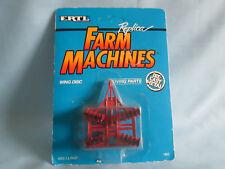 "ERTL Die-Cast Implements Farm Machines ""Wing Disc"" Assort Number 1862 1:64"