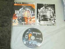 Battlefield 3 -- Premium Edition (PlayStation 3, PS3) complete