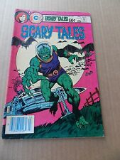 Scary Tales 27 . Charlton 1981  -   VG +