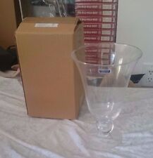 "Marquis by Waterford Clear Crystal 9"" Vase  New With Label"