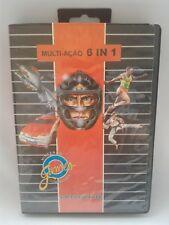 Caltron 6-in-1 - Brazil Version (Nintendo Entertainment System, 1992)