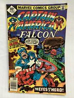 Marvel Comics Captain America 🇺🇸 And The Falcon #212
