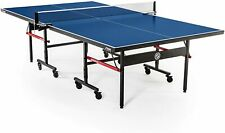 STIGA Advantage Competition-Ready Indoor Table Tennis Table T8580W free shipping