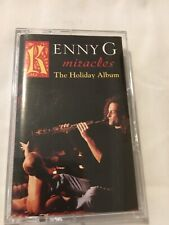 Kenny G Miracles The Holiday Album Cassette