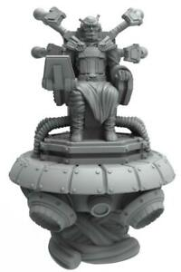 Heresy Lab Miniatures Inquisitor Obscurant Severo