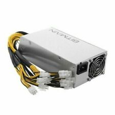 APW3++ Bitmain Power Supply Antminer 12V 1600W PSU FREE SHIPPING, USA, Tested