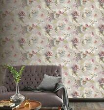 ARTHOUSE Chelsea Garden Metallic Wallpaper 908900