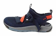 Chaco Mens Odyssey Trail Hiking Walking Sport Sandals Navy Size 13 M US