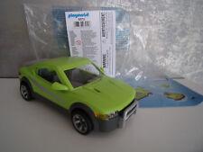 Playmobil Ergänzungen & Zubehör - 6572 Sportwagen grün - Neu & OVP