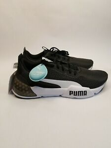 New Puma Cell Phase Mens Sneakers Black/White Sz 7.5