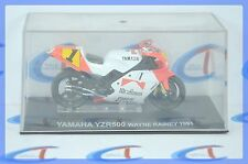 [2462-30] MOTORBIKE MOTOGP - scala 1:24 - 1991 YAMAHA YZR500  W.Rainey #1