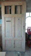 Alte Tür Holztür Zimmertür von 1880, 1 von 8, 104 x 212cm