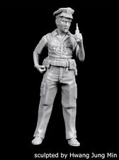 Black Dog 1/35 NYPD Policeman New York City Police Officer [Resin Figure] F35168