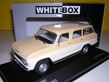 WHITEBOX CHEVROLET VERANEIO - BEIGE/CREAM