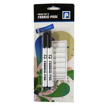 Plumas De Tela-Paquete de 2-incluye etiquetas de nombre
