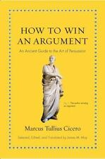 HOW TO WIN AN ARGUMENT