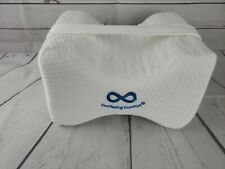 100% Pure Memory Foam Knee Pillow with Adjustable and Strap -A1-