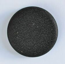 Quality Heavy Brushed Metal 46mm Push Slip On Lens Cap with Black Felt Interior