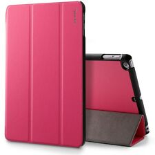 POETIC Slimline [PU Leather] Case For iPad 9.7(2017)/ iPad Air 1st Gen Magenta