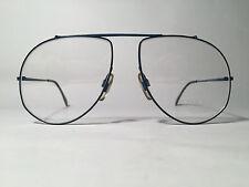 Vintage Chai C13-5 F25 60[]16 140 Grün Aviator Brillengestell Brille NOS