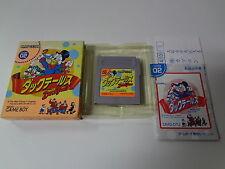 Duck Tales Nintendo Game Boy Japan /C