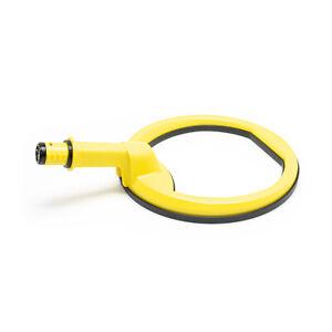 """Nokta Makro PulseDive Scuba & Pointer 8"""" Search Coil - Yellow **IN STOCK**"""