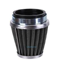 Motorcycle 35mm Intake Air Cleaner Filter Universal for Honda Yamaha Kawasaki