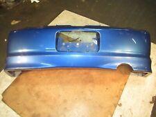 JDM 2002-2004 ACURA RSX Type R Rear Bumper Cover Lip Type-R Rear Bumper BLUE