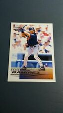 MANNY RAMIREZ 2000 PACIFIC CROWN COLLECTION CARD # 81 B5431