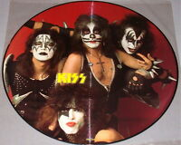 KISS 12-INCH LIMITED EDITION INTERVIEW PICTURE DISC IMPORT