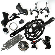 Shimano Road Bike Bicycle Group Set Groupset Sora 3500 9-speed Black
