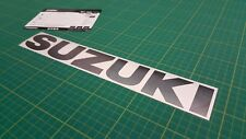 Suzuki Jimny Vitara wheel cover generic replacement decal sticker graphic