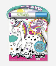 Unicorn Imagine Ink Game Book New with Tags