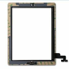 iPad 2 digitize touch screen replacement OEM quality with home button ( Black ).