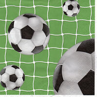 4 Servietten Napkins Motivservietten Serviettentechnik Decoupage Fussball (1390)