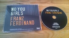 CD Indie Franz Ferdinand - No You Girls (3 Song) Promo DOMINO sc