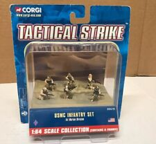 Corgi Tactical Strike USMC Infantry 1st Marine Division Set 6 Figures New