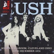 RUSH-Agora Ballroom, Cleveland, Ohio 16th de (vinile LP - 2016-EU-original)