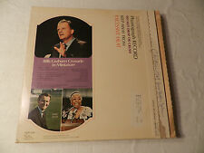 Billy Graham - Crusade In Miniature Mailed LP Version  1969