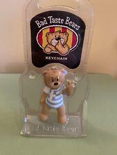 Bad Taste Bears - Vic Greek Key Ring/Key Chain.