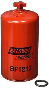 BF1212 Baldwin Fuel Water Separator Filter (Pack of 2)