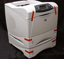 HP LASERJET 4300 4300DTN LASER PRINTER COMPLETELY REMANUFACTURED Q2433A
