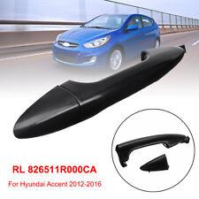 Rear Left Side Plastic Exterior Door Handle For Hyundai Accent 2012-2016 !