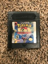 Pokemon Trading Card Game (100% Authentic) Nintendo Color GBA SP