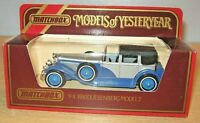 Models of Yesteryear Matchbox 1930 Duesenberg J Y-4 Model Car Collectable Boxed