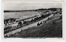 PROMENADE AND WHITMORE BAY, BARRY ISLAND: Glamorgan postcard (C21297)